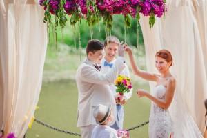 Свадьба атлас